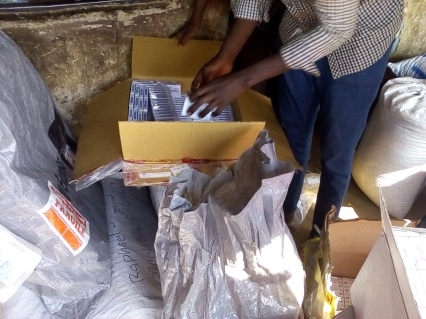 Drugs for Medical outreach to Maiduguri city, Borno State in July, 2017